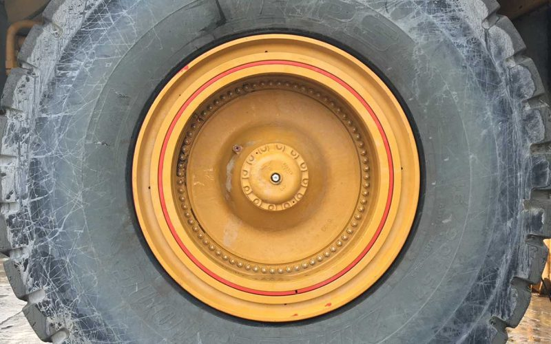 Gmi Wheels Mining Wheel