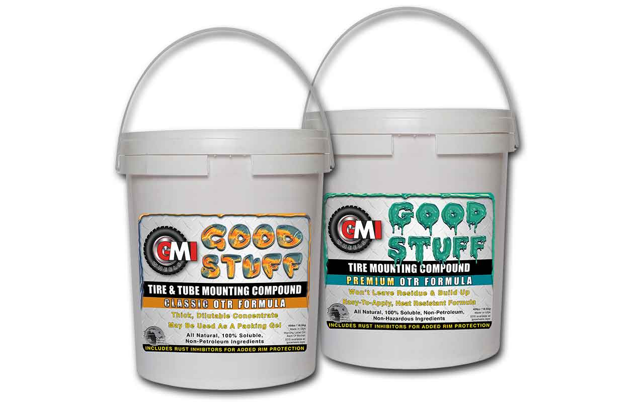 Good Stuff Tire Mounting Compound