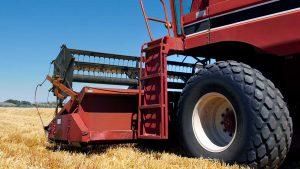 Harvester Agicultural Wheels