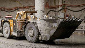 Underground Mining Wheels Loader