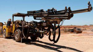 Underground Mining Wheels Jumbo Drill